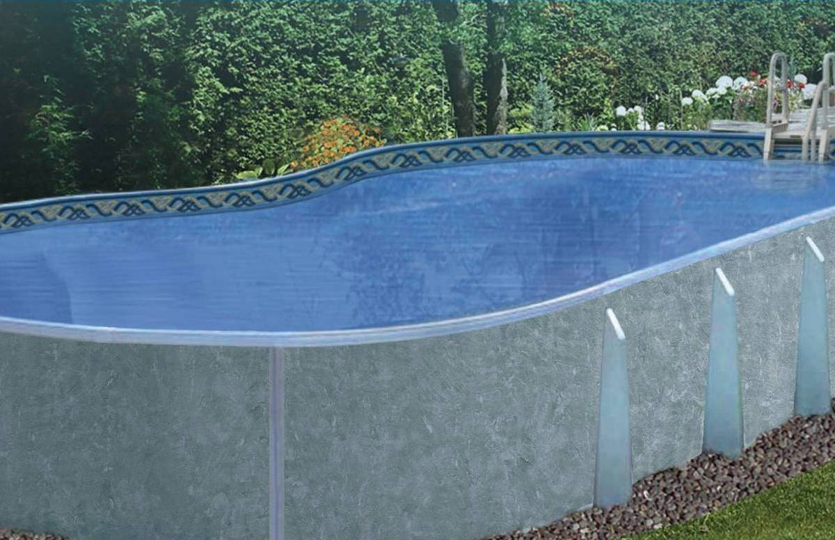 Installation Options For Insulated Pools Ecotherm Swimming Pools