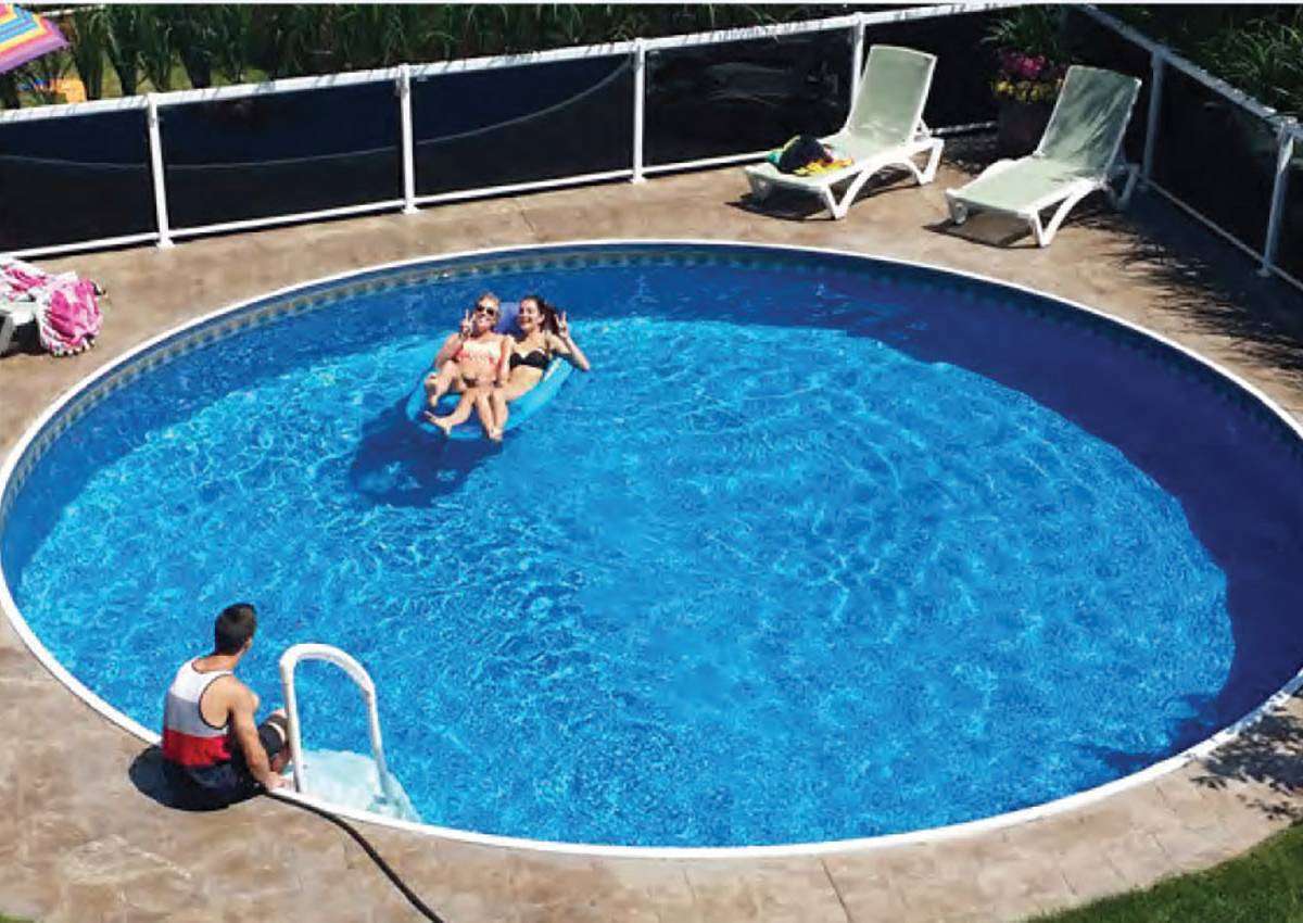Insulated Pool Shapes And Sizes ECOTHERM™ Swimming Pools